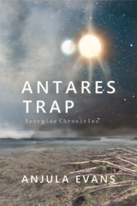 Antares Trap Novel - cover