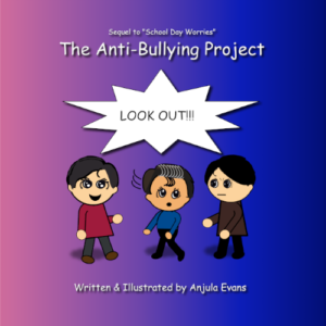 The Anti-Bullying Project - See Inside Book