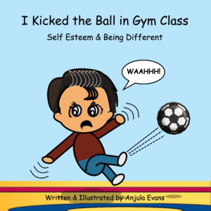 I Kicked the Ball in Gym Class - See Inside Book