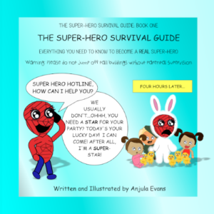 The Super-Hero Survival Guide - See Inside Book